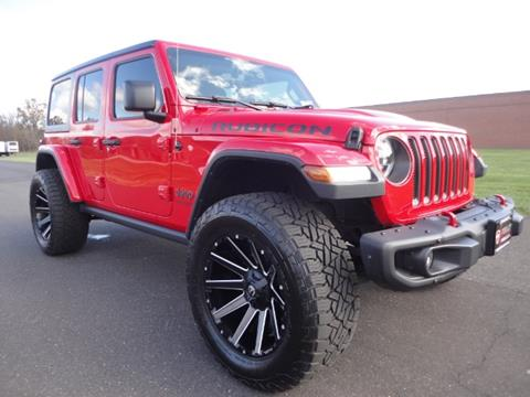 2018 Jeep Wrangler Unlimited for sale in Hatfield, PA