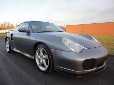 2002 Porsche 911 Turbo for sale at Kelly Motorcars in Hatfield PA