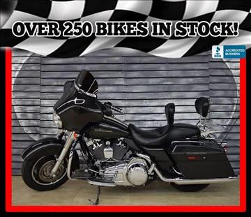 2007 Harley-Davidson Street Glide for sale at AZMotomania.com in Mesa AZ
