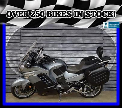 2008 Kawasaki Concours 14 ABS for sale at AZMotomania.com in Mesa AZ