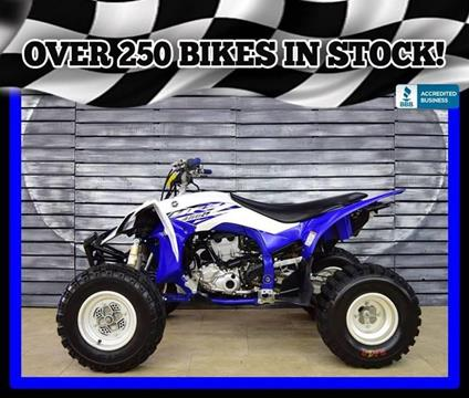 2015 Yamaha YFZ450RFL for sale at AZMotomania.com in Mesa AZ
