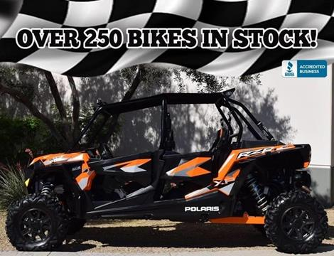2016 Polaris RZR XP 4 Turbo for sale at AZMotomania.com in Mesa AZ