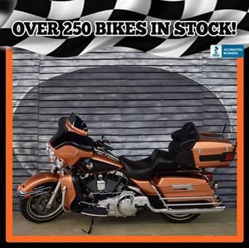 2008 Harley-Davidson Electra Glide for sale at AZMotomania.com in Mesa AZ