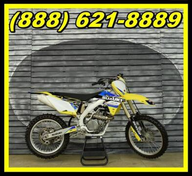 2015 Suzuki RM-Z450 for sale at AZMotomania.com in Mesa AZ