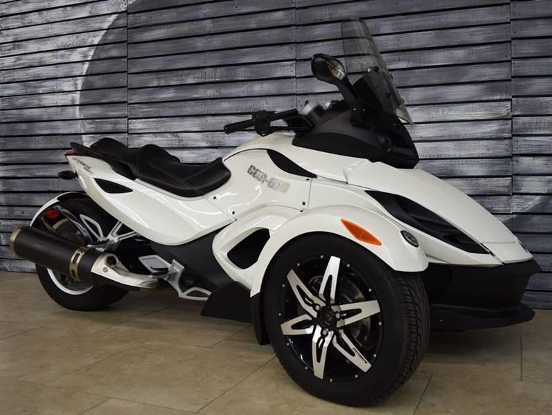 2010 Can-Am Spyder RS-S SE5 In Mesa AZ - AZMotomania.com