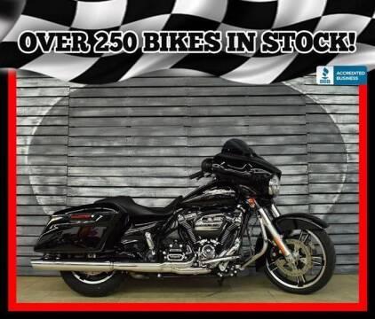 2017 Harley-Davidson Street Glide for sale at AZMotomania.com in Mesa AZ