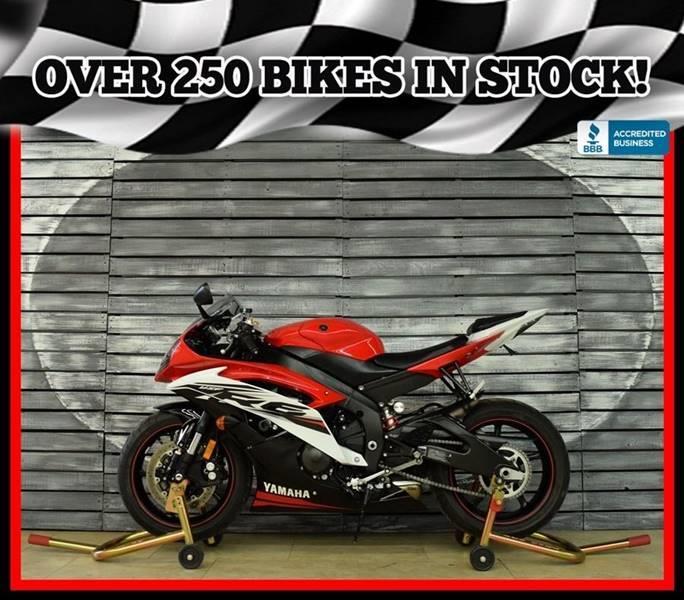 2014 Yamaha Yzf-R6 In Mesa AZ - AZMotomania com
