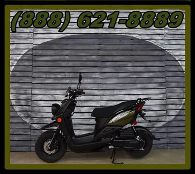 2015 Yamaha Zuma 50F for sale at AZMotomania.com in Mesa AZ