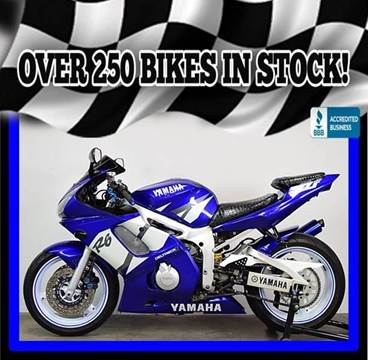 2002 Yamaha YZFR6P/C for sale at AZMotomania.com in Mesa AZ