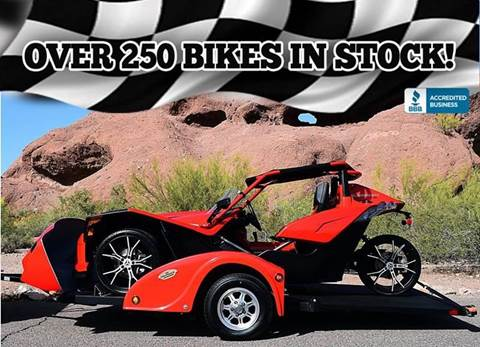 2015 Polaris Slingshot SL W/ The Ultimate S for sale at AZMotomania.com in Mesa AZ