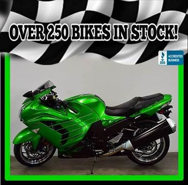 2012 Kawasaki ZX1400ECFA Ninja ZX-14R for sale at AZMotomania.com in Mesa AZ