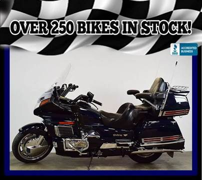1997 Honda GL15SE1V Goldwing Special Edit for sale at AZMotomania.com in Mesa AZ