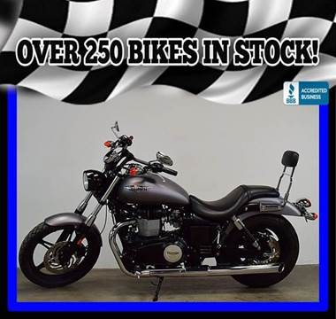 2014 Triumph Speedmaster for sale at AZMotomania.com in Mesa AZ