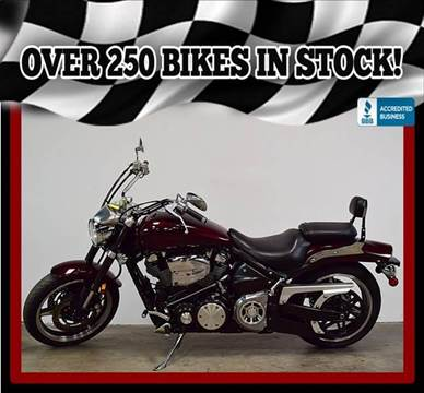 2005 Yamaha XV17PCT/C Road Star Warrior for sale at AZMotomania.com in Mesa AZ