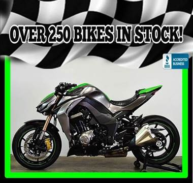 2014 Kawasaki ZR1000GEFA Z1000 (ABS) for sale at AZMotomania.com in Mesa AZ