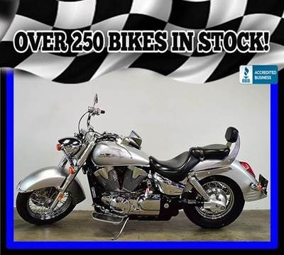 2006 Honda VTX1300S for sale at AZMotomania.com in Mesa AZ