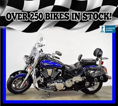 2010 Kawasaki VN2000-J for sale at AZMotomania.com in Mesa AZ
