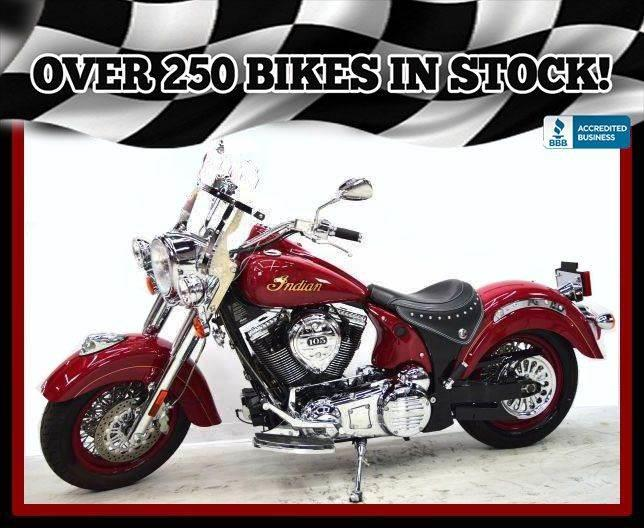 2009 Indian Chief Standard for sale at AZMotomania.com in Mesa AZ