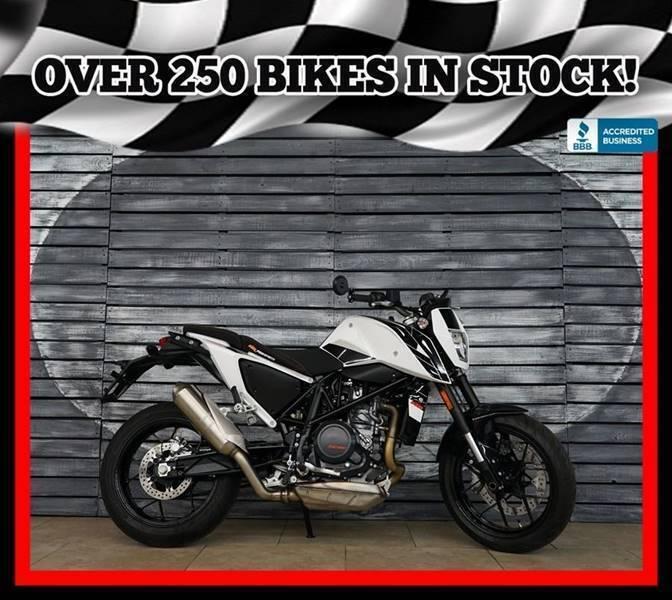 2016 KTM 690 DUKE for sale at AZMotomania.com in Mesa AZ