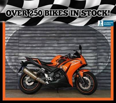 2016 Honda CBR300R for sale at AZMotomania.com in Mesa AZ