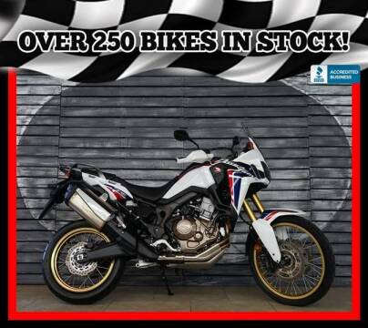 2017 Honda CRF1000AH Africa Twin for sale at AZMotomania.com in Mesa AZ
