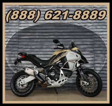 2018 Ducati MTS1200 Enduro Pro for sale at AZMotomania.com in Mesa AZ