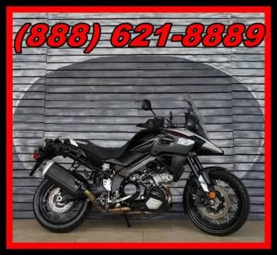 2018 Suzuki V-Strom 1000XT for sale at AZMotomania.com in Mesa AZ
