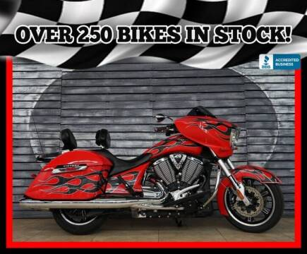 2015 Victory Cross Country for sale at AZMotomania.com in Mesa AZ