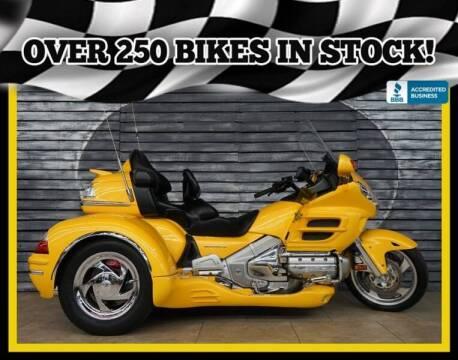 2009 Honda Goldwing for sale at AZMotomania.com in Mesa AZ