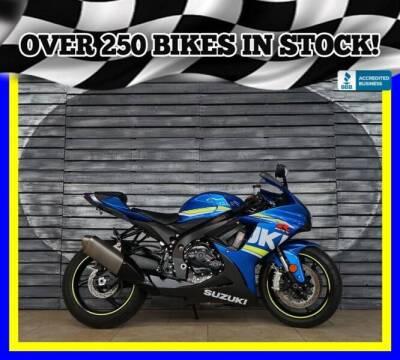 2017 Suzuki GSX-R600 for sale at AZMotomania.com in Mesa AZ
