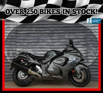 2020 Suzuki Hayabusa for sale at AZMotomania.com in Mesa AZ