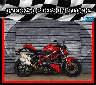 2012 Ducati Streetfighter 848 for sale at AZMotomania.com in Mesa AZ
