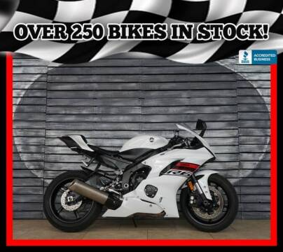 2019 Yamaha YZF-R6 for sale at AZMotomania.com in Mesa AZ