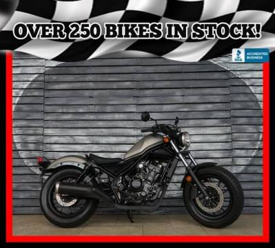 2018 Honda Rebel 300 for sale at AZMotomania.com in Mesa AZ