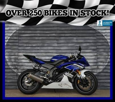 2013 Yamaha YZF-R6 for sale at AZMotomania.com in Mesa AZ