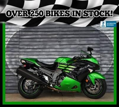 2016 Kawasaki Ninja ZX-14R for sale at AZMotomania.com in Mesa AZ