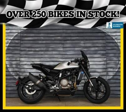 2019 Husqvarna Vitpilen 701 for sale at AZMotomania.com in Mesa AZ