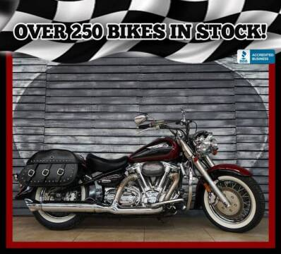2001 Yamaha Road Star for sale at AZMotomania.com in Mesa AZ