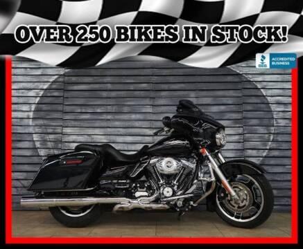 2012 Harley-Davidson Street Glide for sale at AZMotomania.com in Mesa AZ