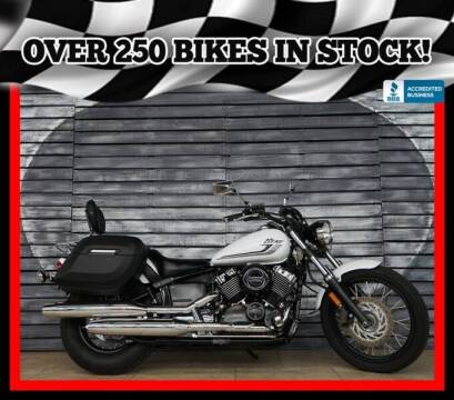 2016 Yamaha VStar 650 Custom for sale at AZMotomania.com in Mesa AZ