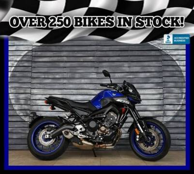 2019 Yamaha MT-09 for sale at AZMotomania.com in Mesa AZ