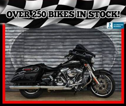 2015 Harley-Davidson Street Glide for sale at AZMotomania.com in Mesa AZ