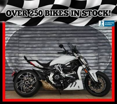 2018 Ducati XDiavel S for sale at AZMotomania.com in Mesa AZ