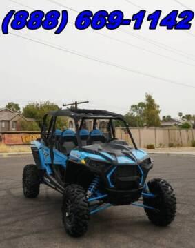 2020 Polaris RZR XP 4 1000 for sale at AZMotomania.com in Mesa AZ