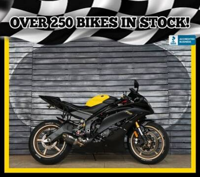 2016 Yamaha YZF-R6 for sale at AZMotomania.com in Mesa AZ
