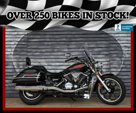 2014 Yamaha V-Star Tourer for sale at AZMotomania.com in Mesa AZ