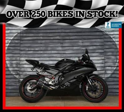 2006 Yamaha YZF-R6 for sale at AZMotomania.com in Mesa AZ