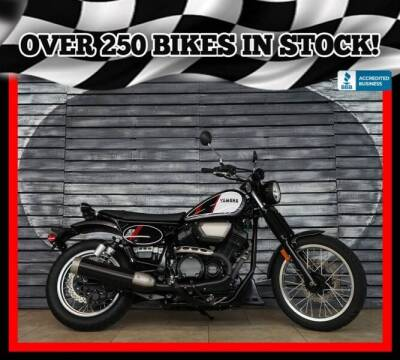 2017 Yamaha SCR950 for sale at AZMotomania.com in Mesa AZ