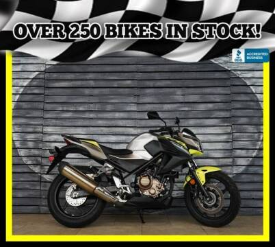 2017 Honda CB300 for sale at AZMotomania.com in Mesa AZ