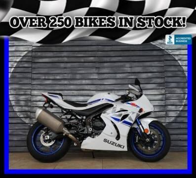 2018 Suzuki GSX-R1000 for sale at AZMotomania.com in Mesa AZ
